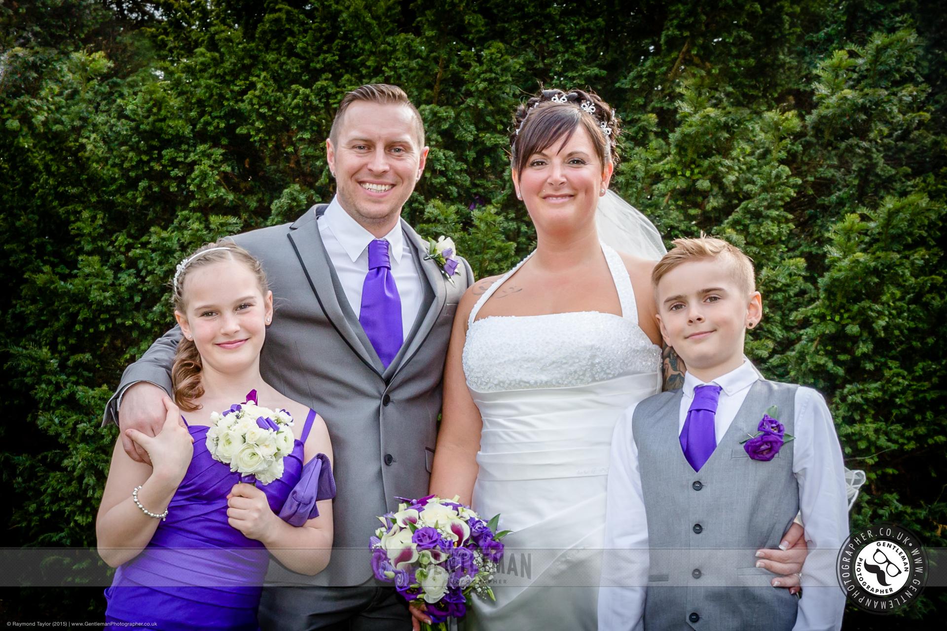Norfolk Wedding of Donna & Adrian