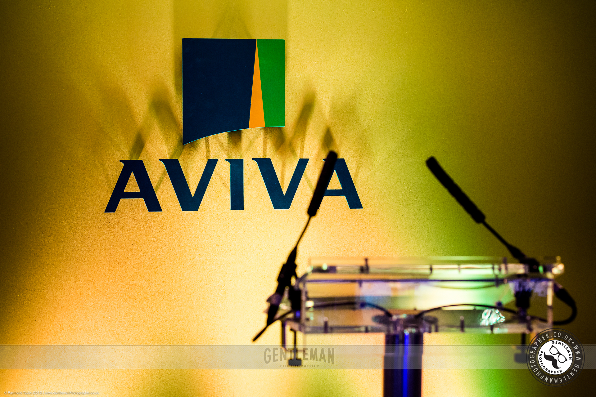 Aviva Awards Norwich – COO Excellence awards 2014