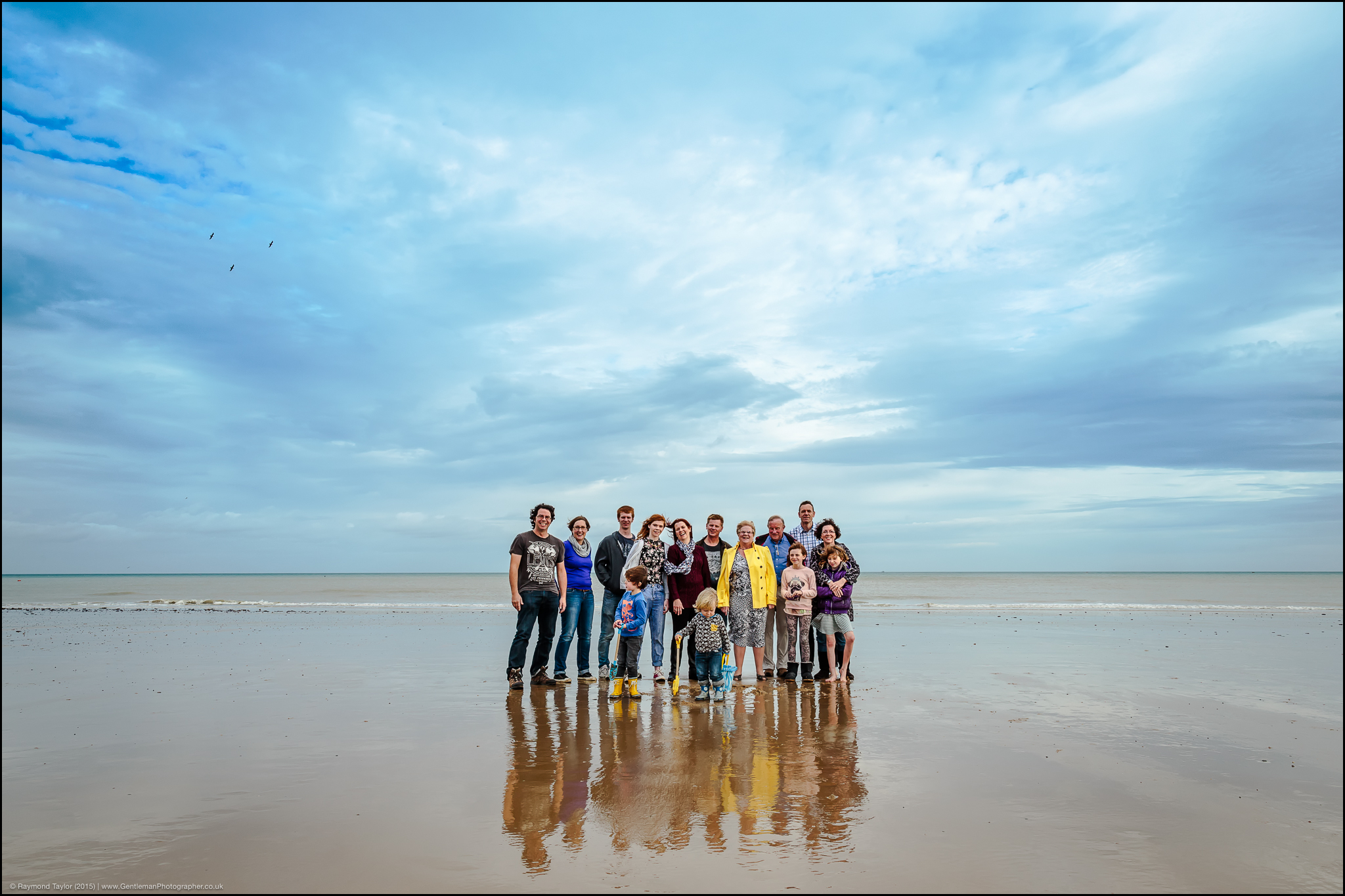 North Norfolk Family Photography shoot in Cromer – October 2014